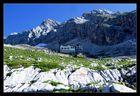 Knorrhütte - 2052 m. ü. NN