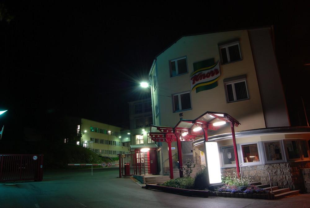 Knorr`s Nachtschicht