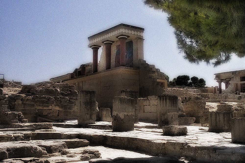 Knossos - mal etwas anders