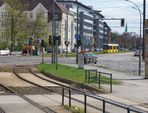 Knoten  Roederplatz Bauarbeiten Bild 1