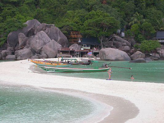 Ko Nang Yuan-Thailand