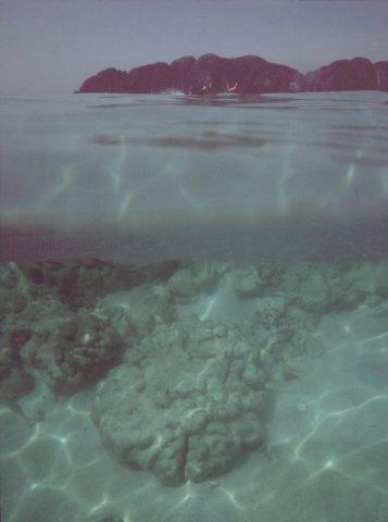Ko Phi Phi -  digitale Bildmontage
