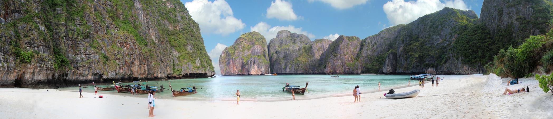 Ko Phi Phi Leh - Maya Bay