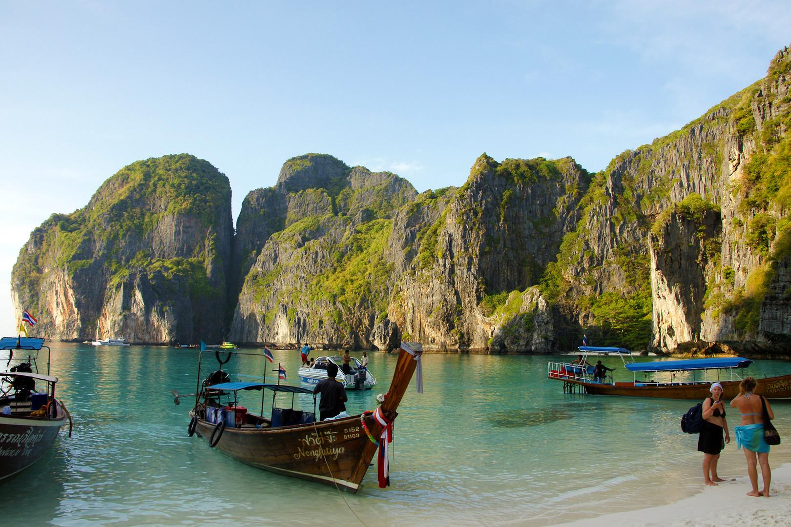 "Ko Phi Phi Lek (""The Beach"") II"