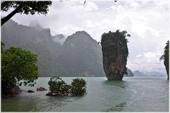 Ko Ta-Pu James Bond Island