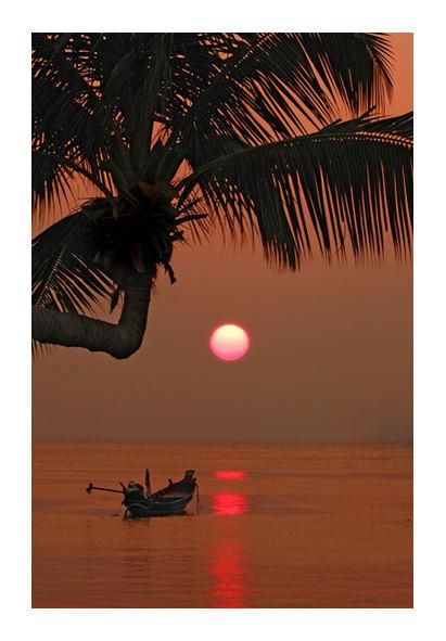 Ko Tao - Sunset