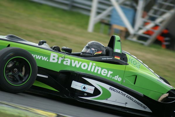 KOB Brawoliner in Most Formel 3