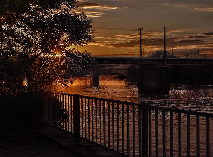 Koblenz.. An der Mosel