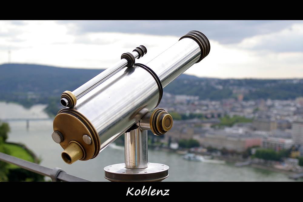 Koblenz im Blick