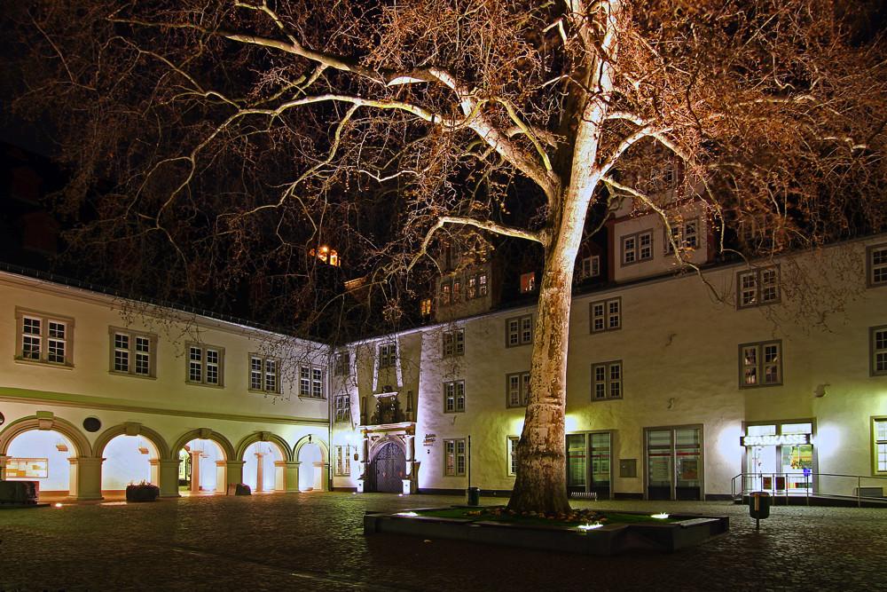 Koblenz, Rathausplatz