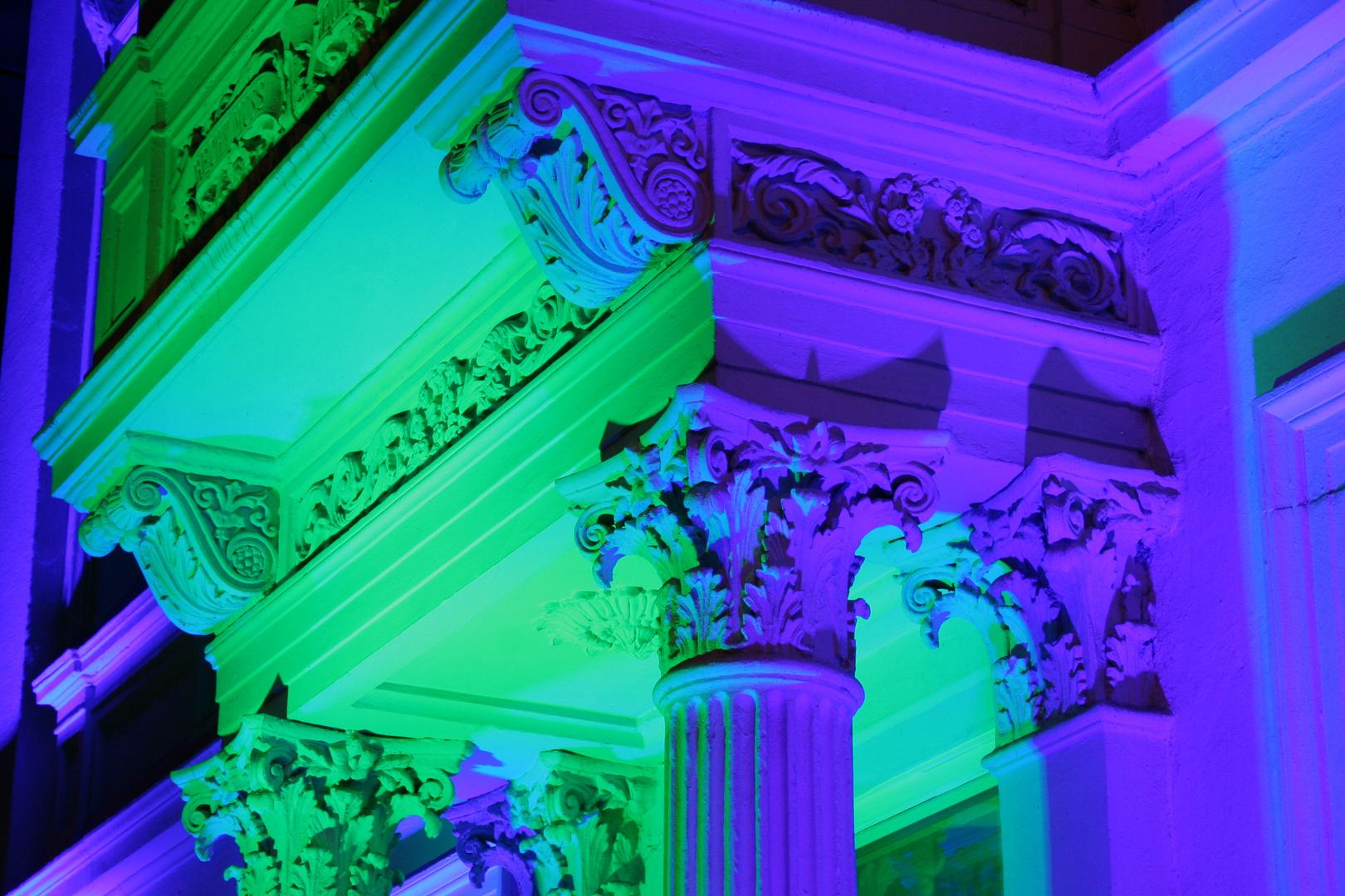 Koblenzer Luminale 2011 Lichtdesign Garry krätz