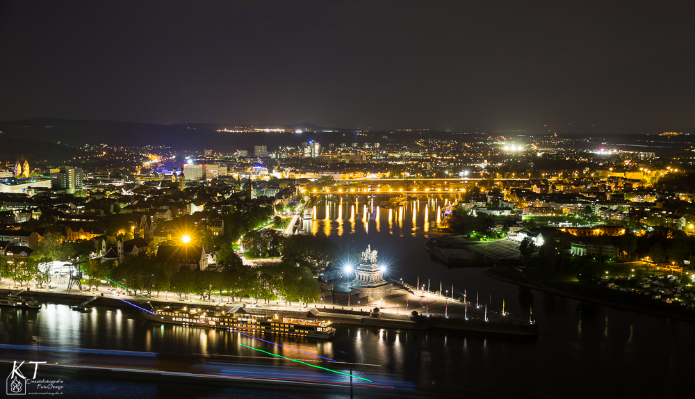 Koblenzer Nachtlichter.....