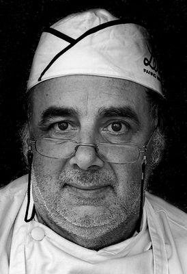 Koch auf Lipari