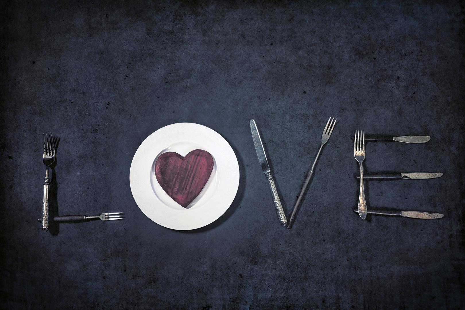 Kochen mit Liebe