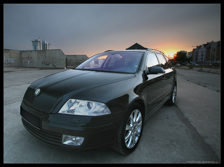 Škoda Octavia - TrepTower