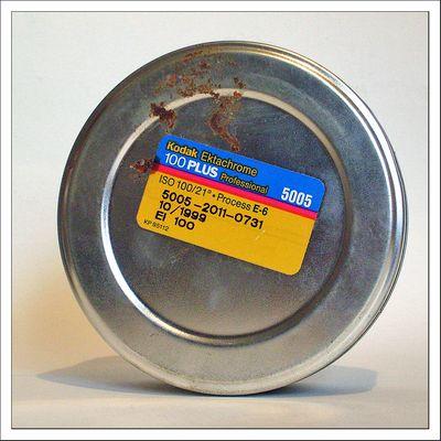 Kodak Ektachrome 100 PLUS Professional