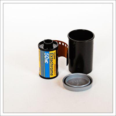 Kodak Ektachrome 50HC
