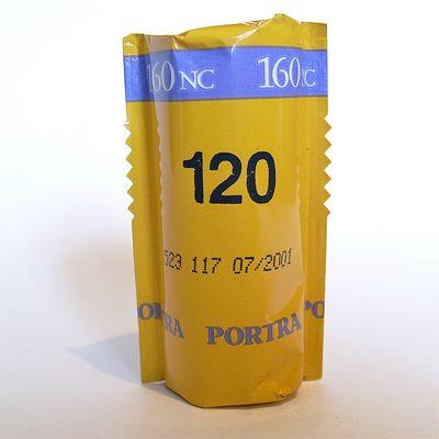 Kodak Portra 160 NC