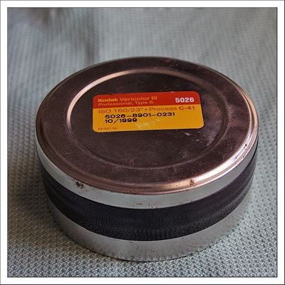 Kodak Vericolor III Professional Type S