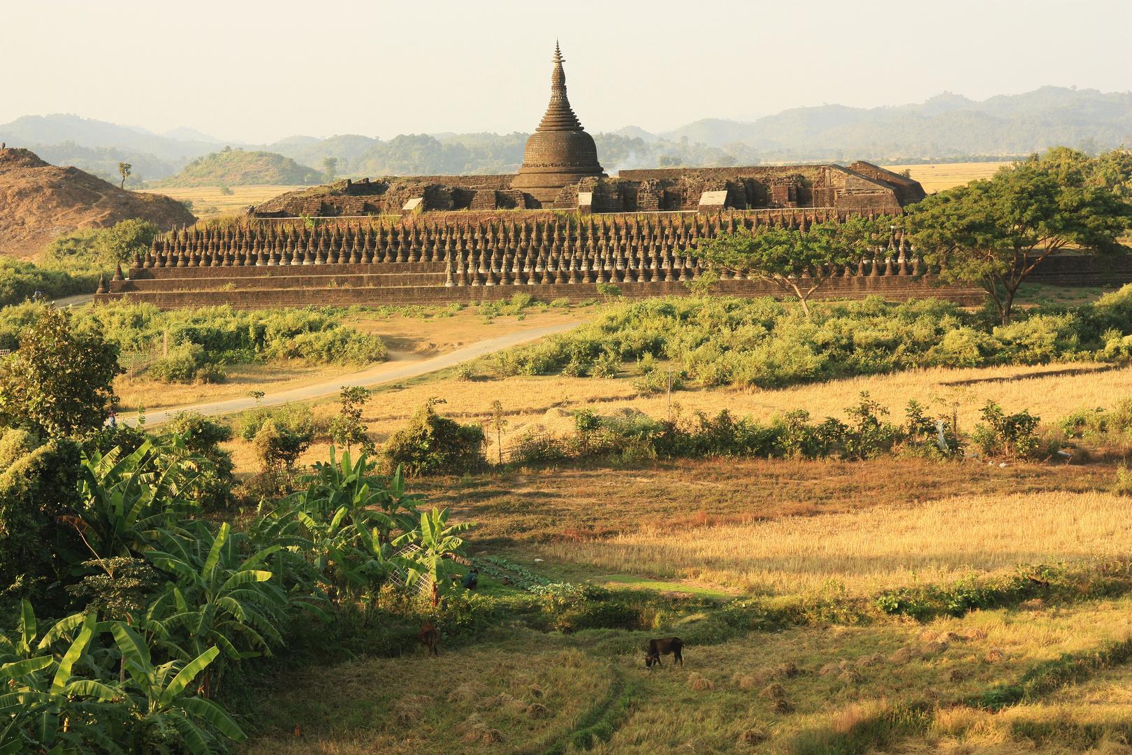 Koe-Thaung Tempel