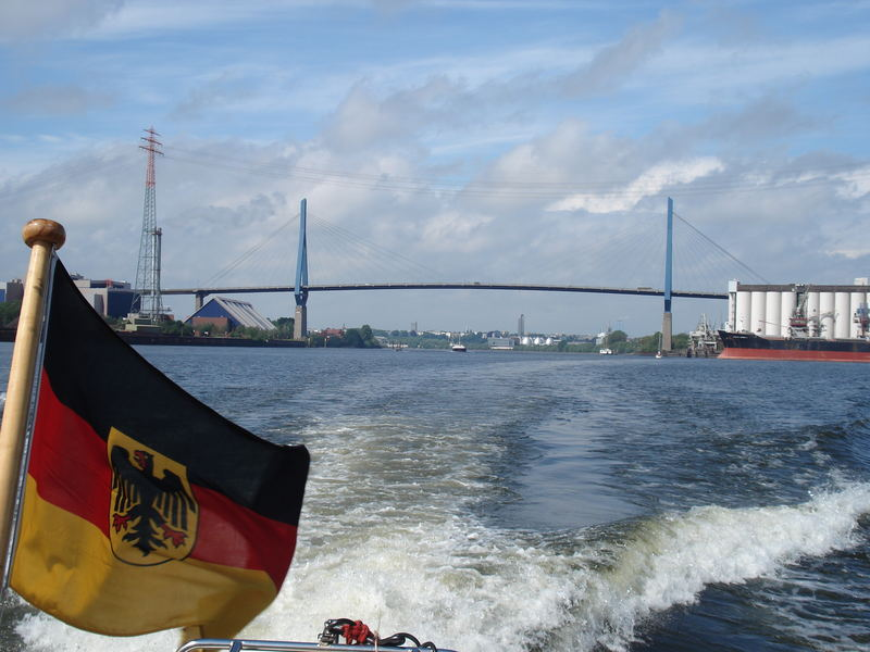 Köhlbrandbrücke (die 2.te)