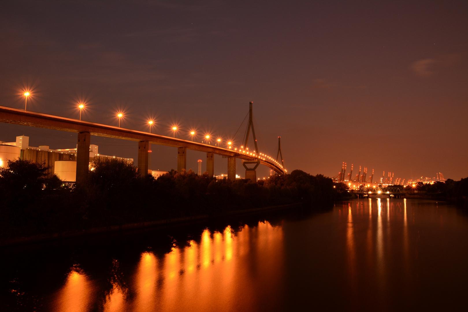Köhlbrandbrücke Hamburg II