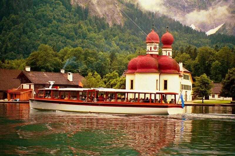 Koeingsee, Berchtesgaden Germany, St. Bartholomew