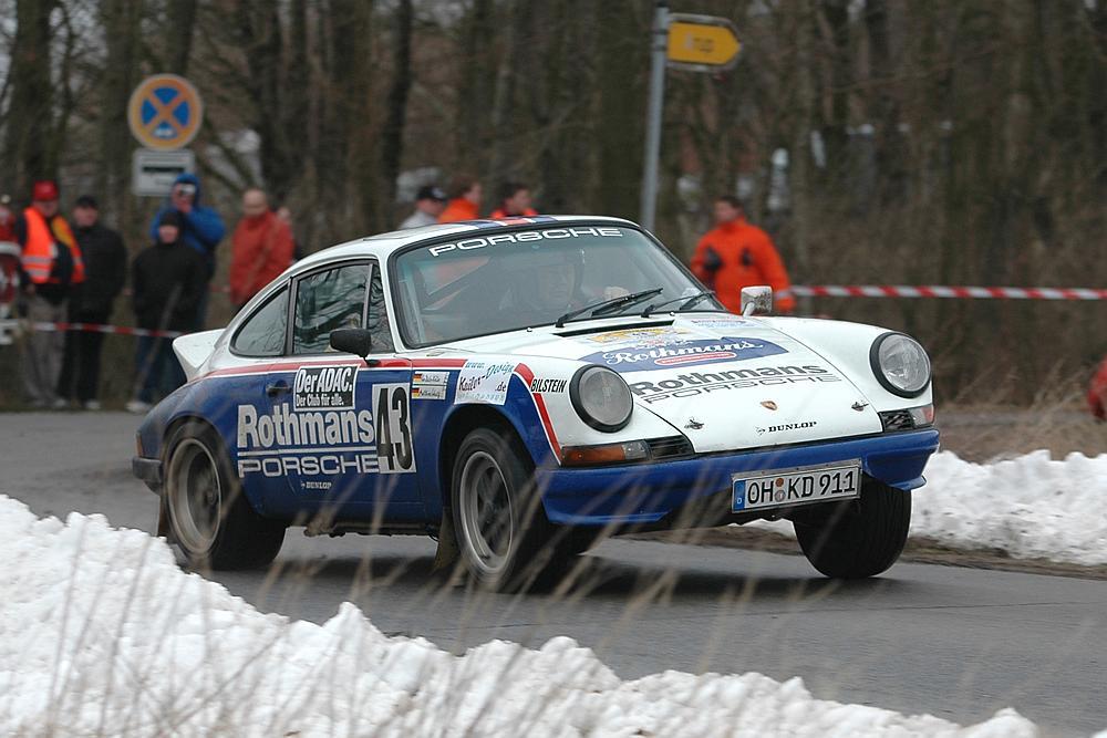 Kölle/Wulf - Wikinger Rallye 12.03.2005