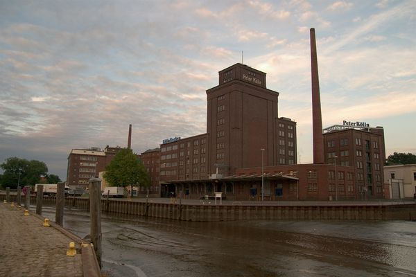 Kölln-Werke in Elmshorn