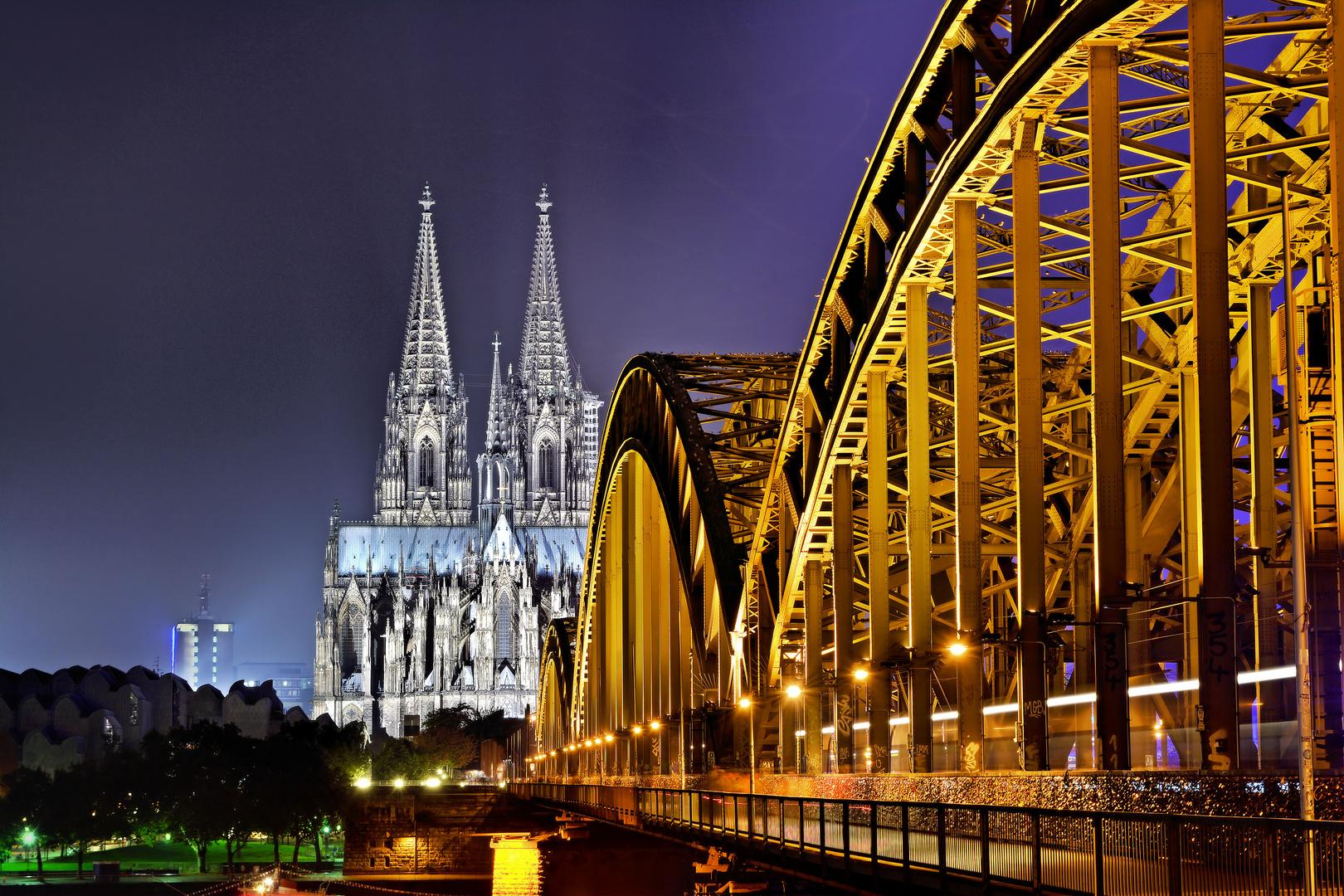 Köln....
