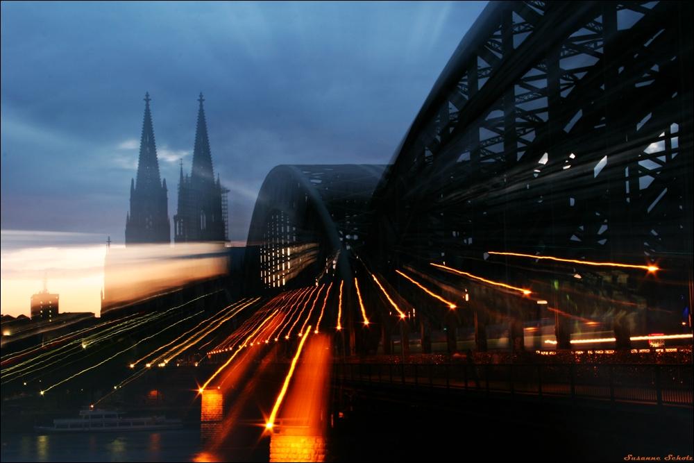 Köln 3 --- experimentell