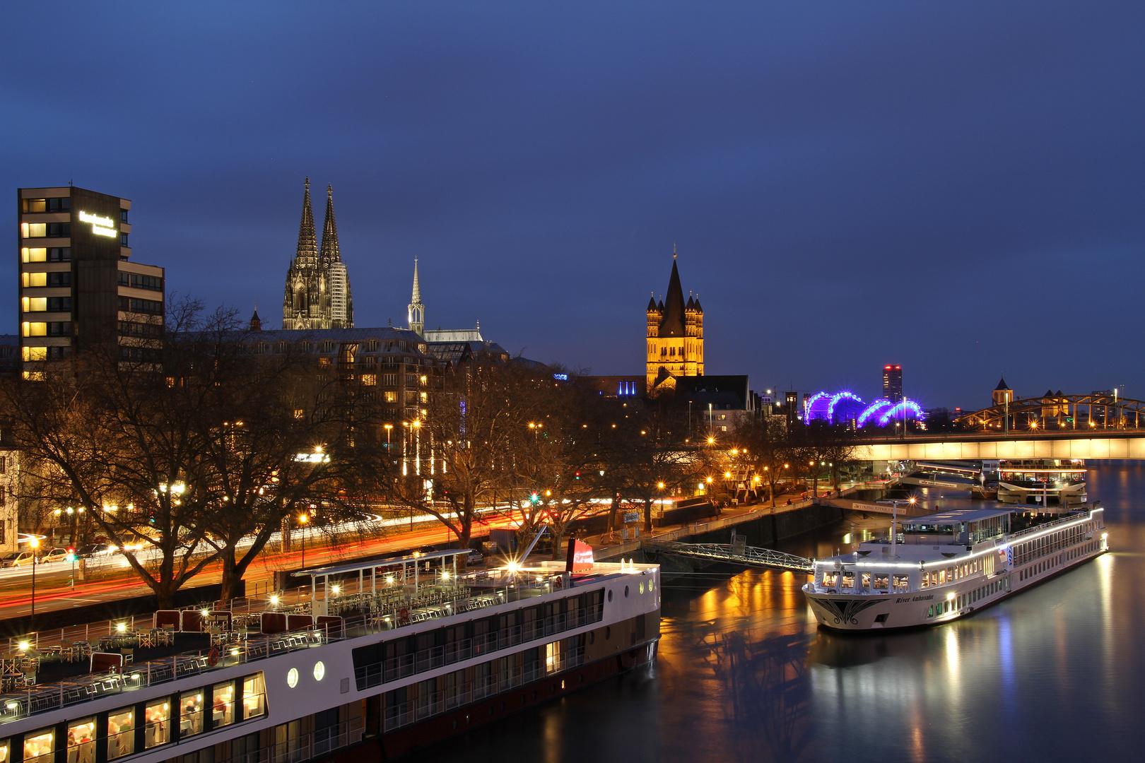 Köln am Hafen