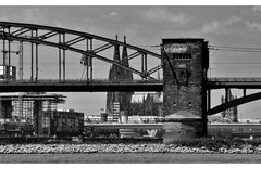 Köln am Pfingstmontag