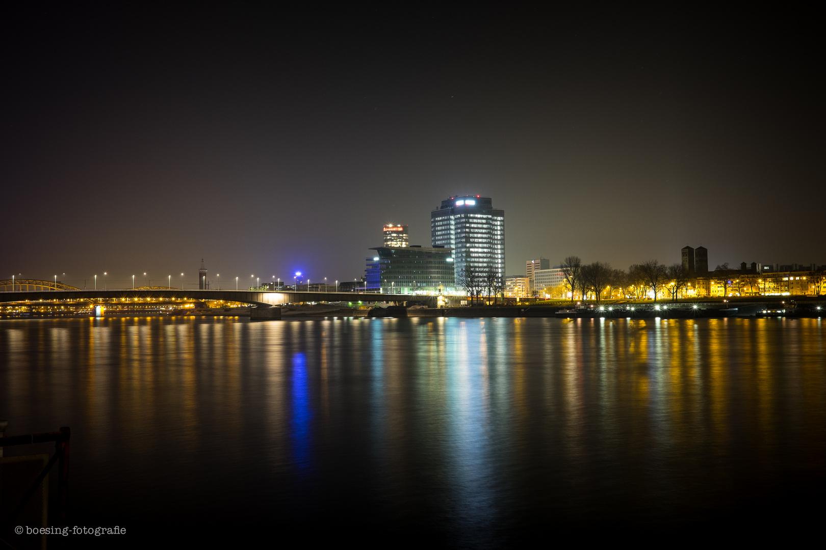 Köln bei Nacht 02