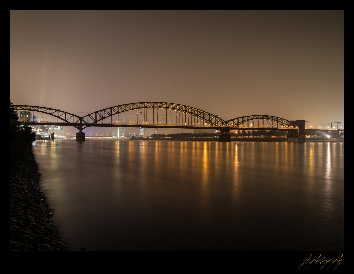Köln bei Nacht - 1