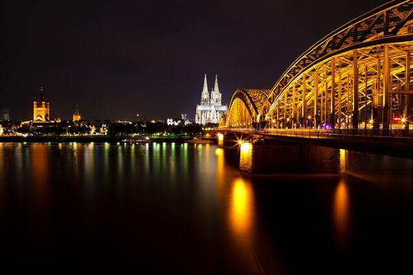 Köln bei Nacht II