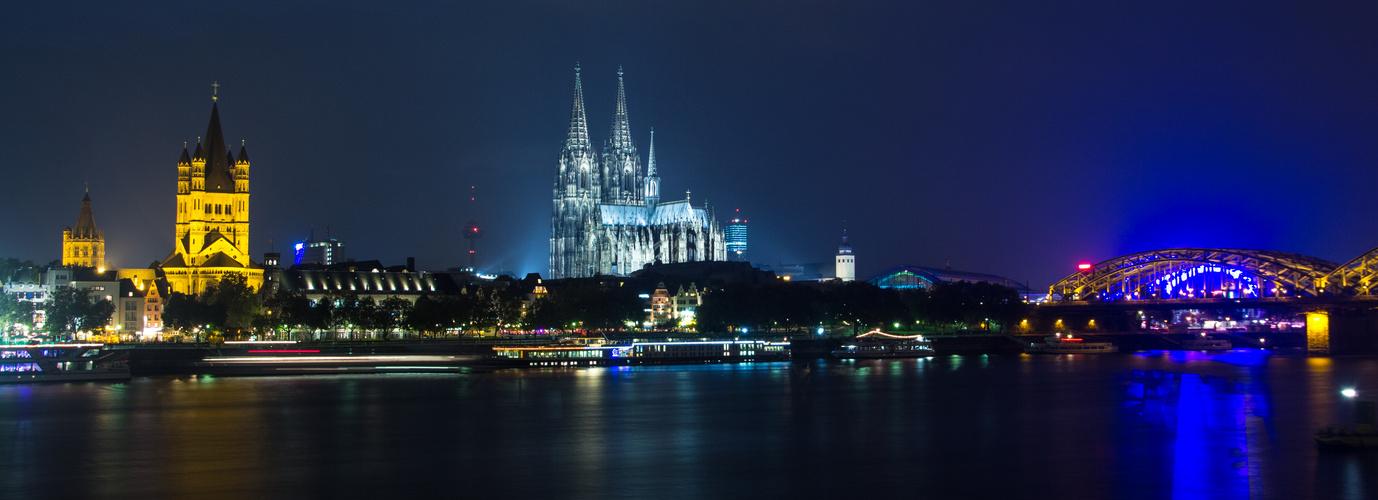 Köln bei Nacht1