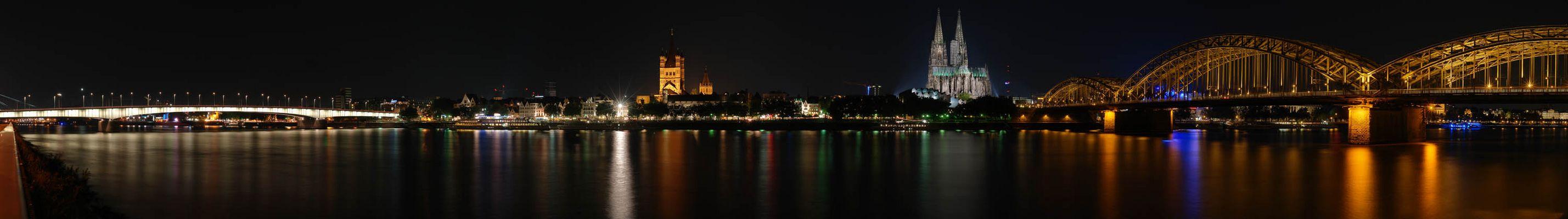 Köln: DRI+Panorama