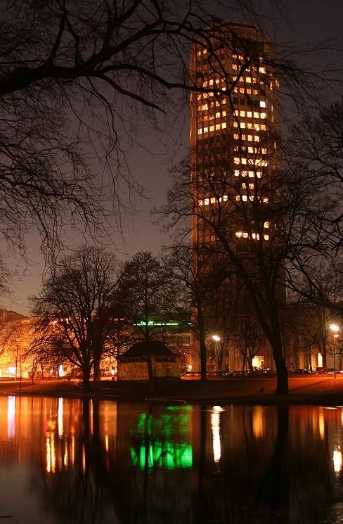 Köln - Ebertplatz