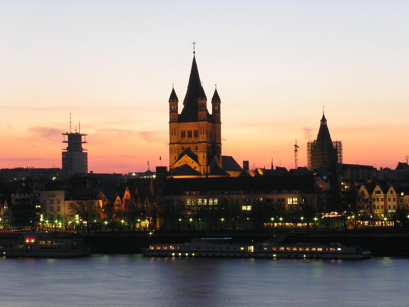 Köln, Groß St. Martin