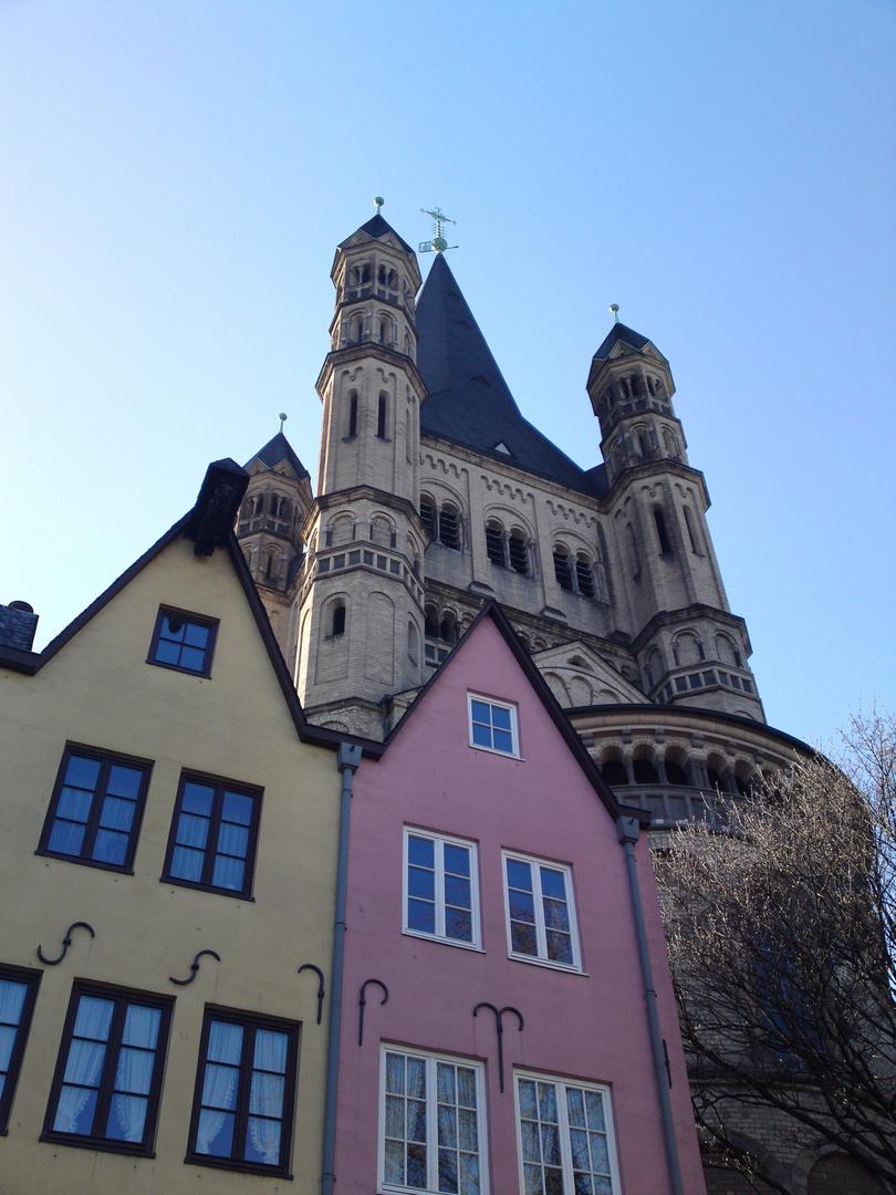 Köln Groß St. Martin