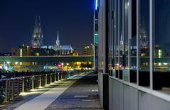Köln Hafen - Rheinauhafen