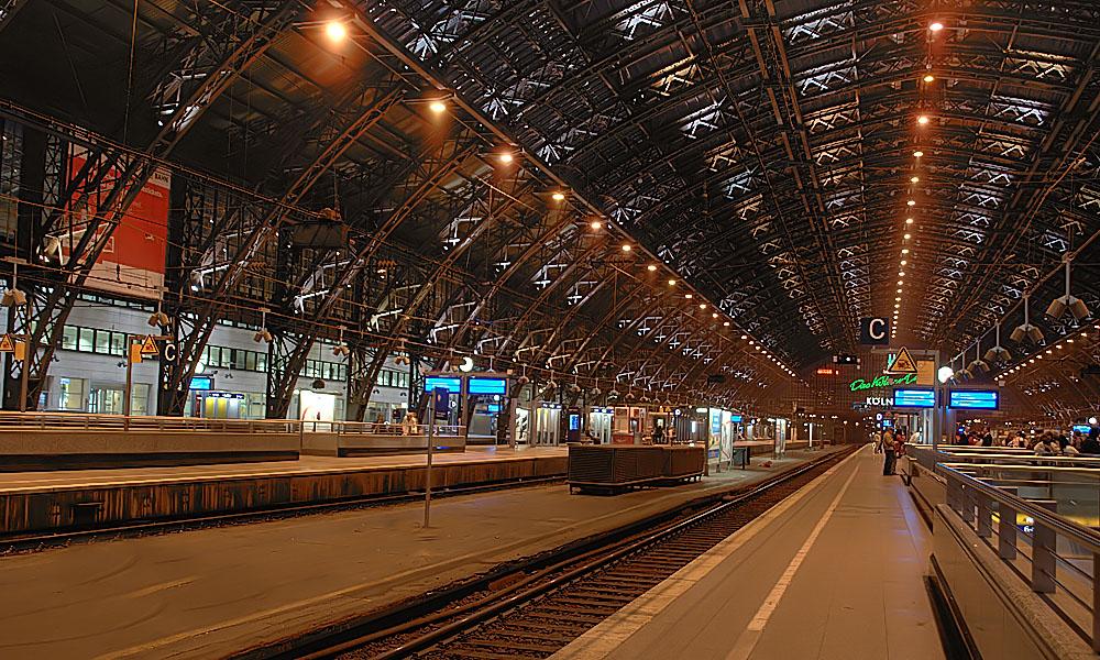 Köln: Hauptbahnhof