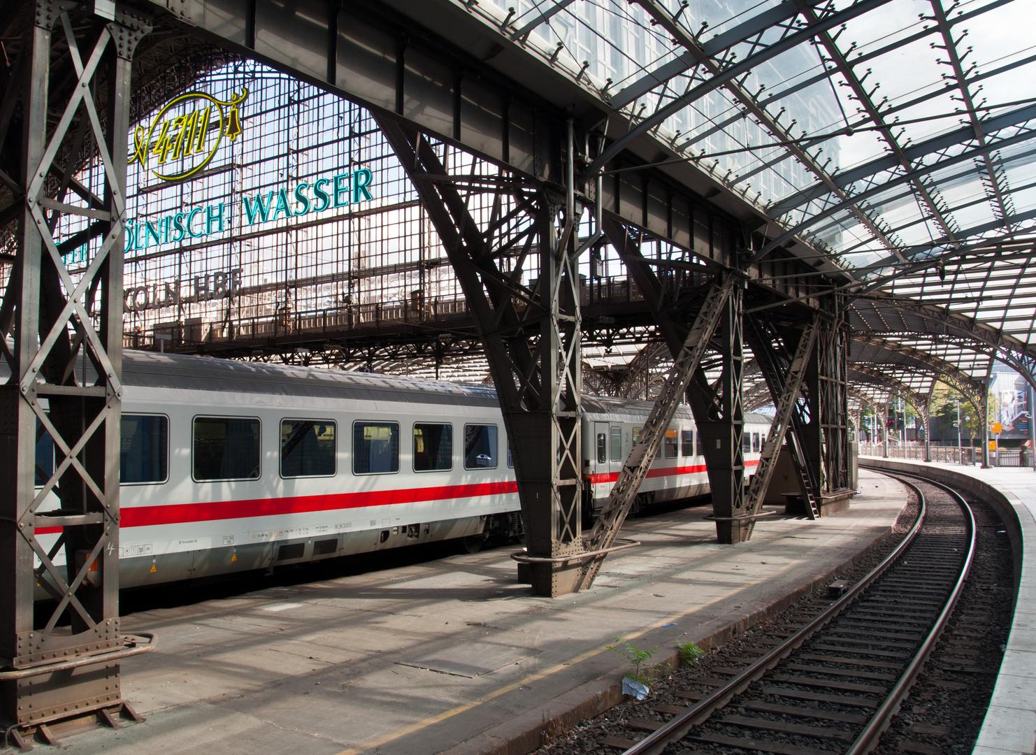 Köln Hauptbahnhof (II)