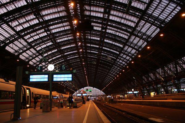 Köln HBF.