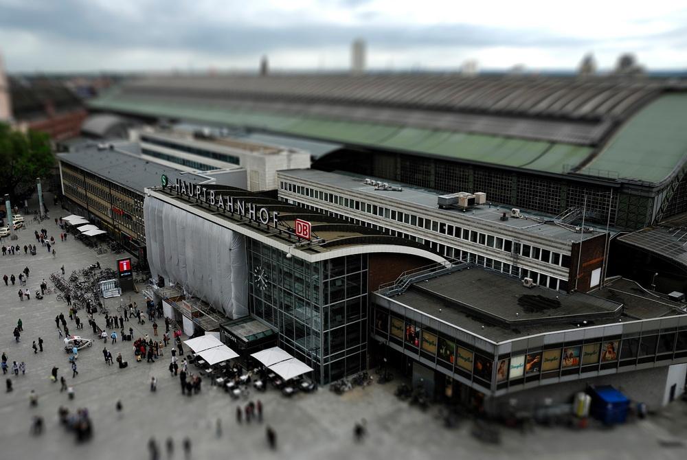 Köln HBF T+S