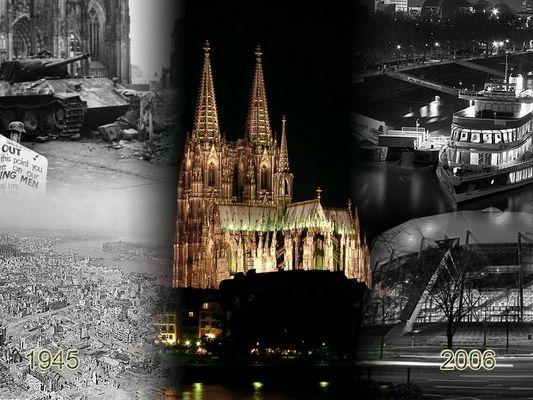 Köln Heute Damals²