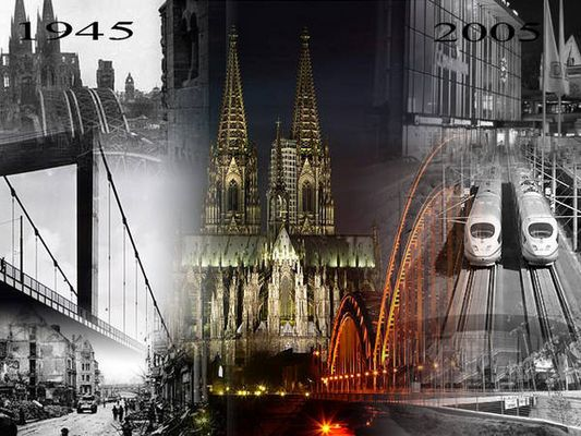 Köln Heute Damals