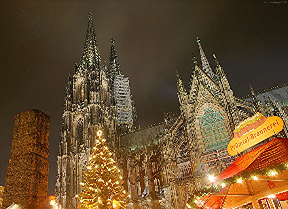 Köln im Advent 2006 II.