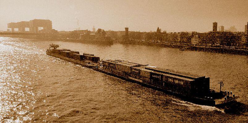 Köln im Gegenlicht 2
